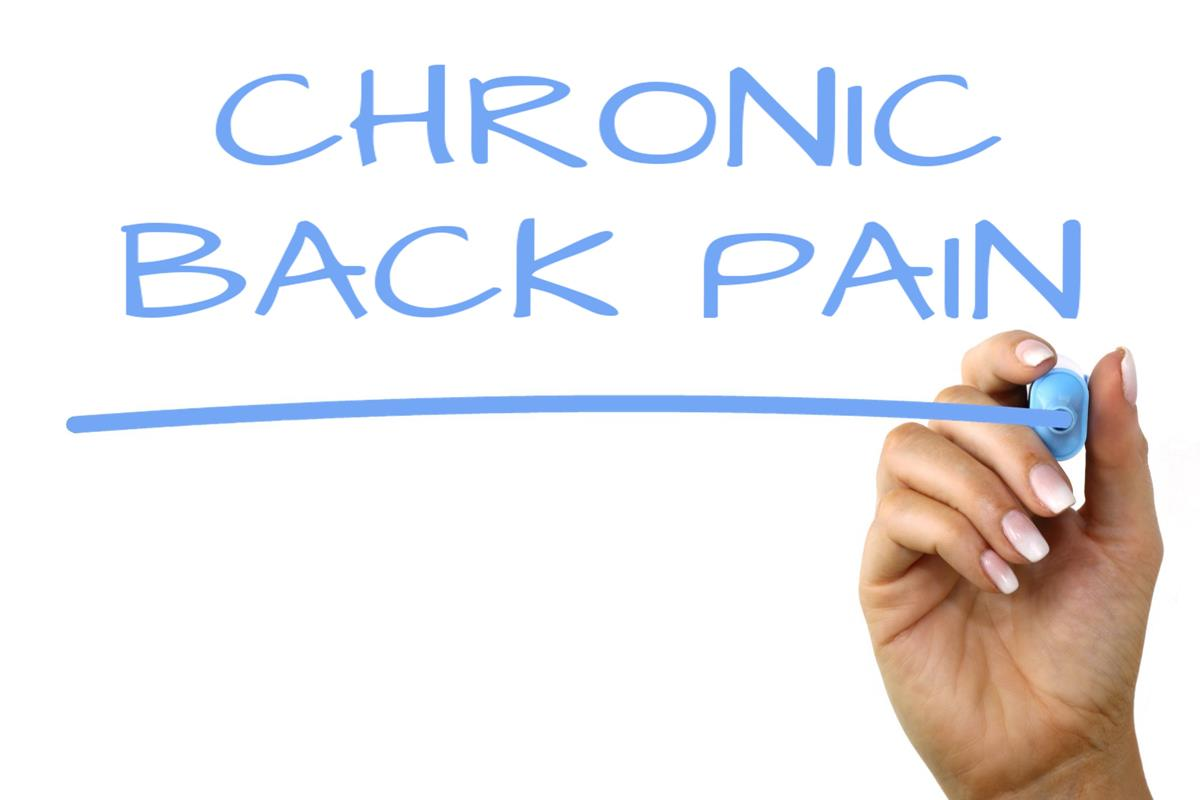Chronic Neck And Back Pain Relief